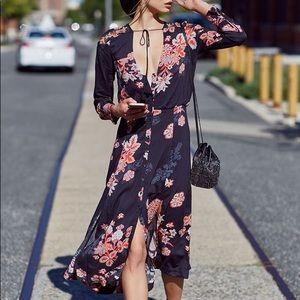 "NEW FREE PEOPLE ""Miranda"" Floral Dress"